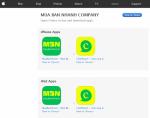 Ứng dụng mua bán trên Android từ MuaBanNhanh