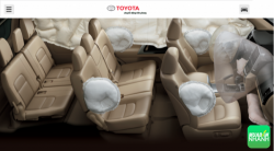 Đánh giá mức độ an toàn xe Toyota Land Cruiser 2016