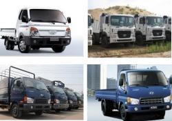 Mua bán xe tải Hyundai TPHCM