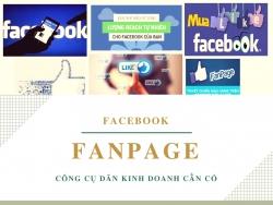 Fanpage Facebook trong kinh doanh - công cụ tuyệt vời để kết nối khách hàng