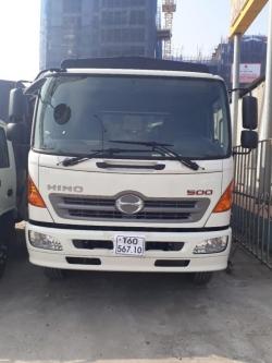 Báo giá xe tải Hino 6.2 tấn trực tuyến