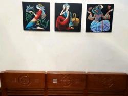 Lựa chọn tranh treo tường phòng ngủ TPHCM