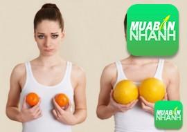 Ăn uống thông minh để nâng ngực, tạo khe ngực tự nhiên hiệu quả