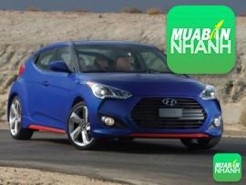 Đánh giá dòng xe Hyundai Veloster từ chuyên gia