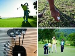 Những bài học đáng giá trên sân golf
