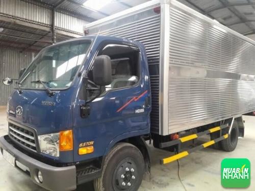 Đánh giá xe tải Hyundai HD99 thùng kín, 148, Uyên Vũ, MẠNG XÃ HỘI MUA BÁN, 06/10/2017 16:29:01