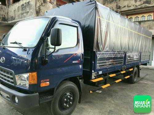 Tư vấn mua bán xe tải Hyundai 8 tấn HD120SL Đô Thành, 203, Ngọc Diệp, MẠNG XÃ HỘI MUA BÁN, 02/11/2018 11:30:22