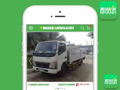 Xe tải Mitsubishi 3t5 Fuso Canter, 109, Minh Thiện, MẠNG XÃ HỘI MUA BÁN, 06/10/2017 16:30:24